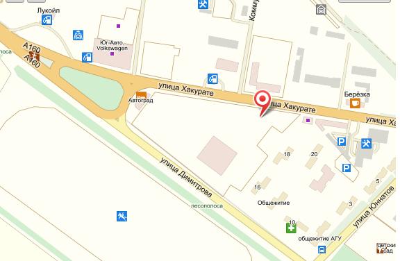 Схема проезда в Подшипник.ру